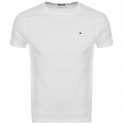 Tommy Hilfiger Loungewear Icon T Shirt White